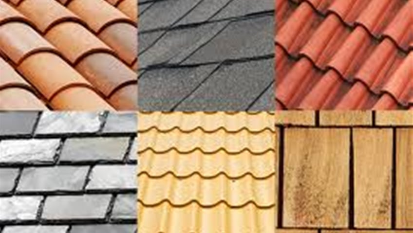 4 Common Roof Types