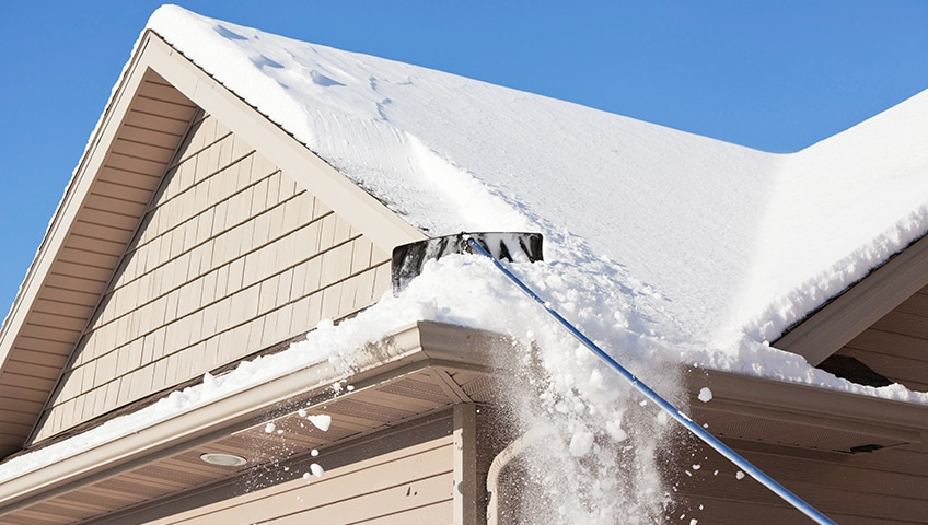 Roof Snow Removal Prevents Accidents and Major Damage to Your Structure