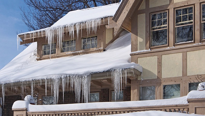 5 Roof Care Tips for Winter in Toronto