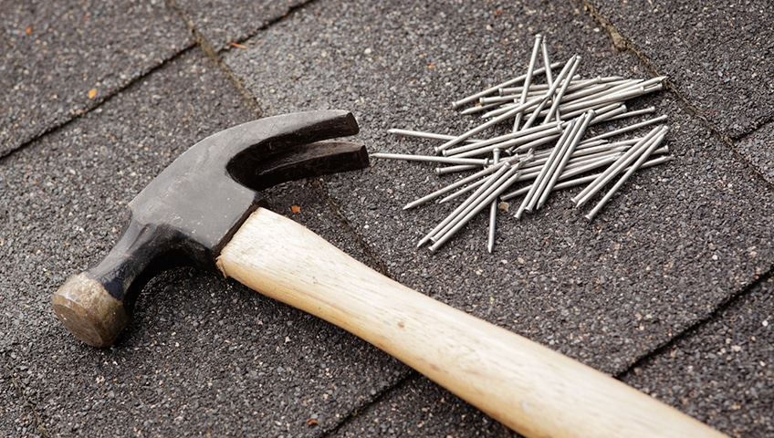 Why Keeping Roofing Repair Materials Handy is a Good Idea
