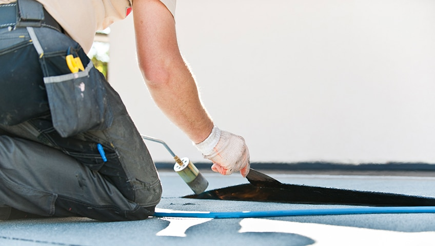 Common Flat Roof Repairs in Spring