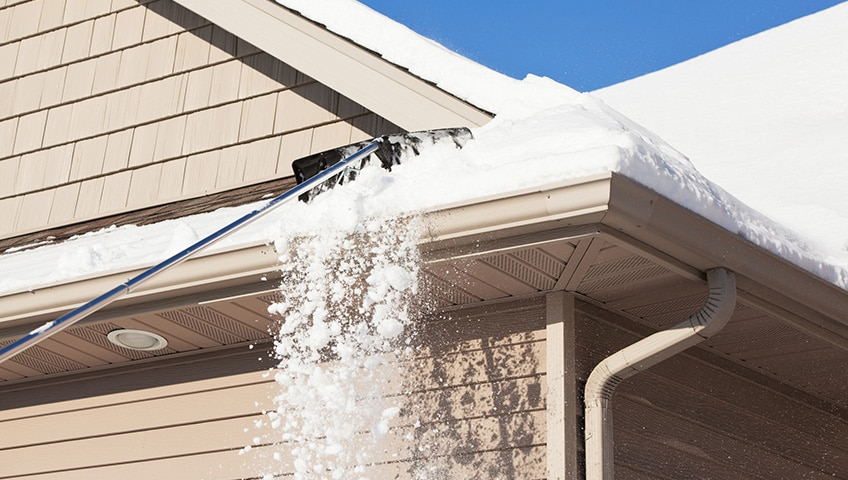 The Importance of Having Snow Removed from Your Roof