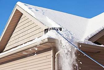 Installing Roof Shingles in Winter