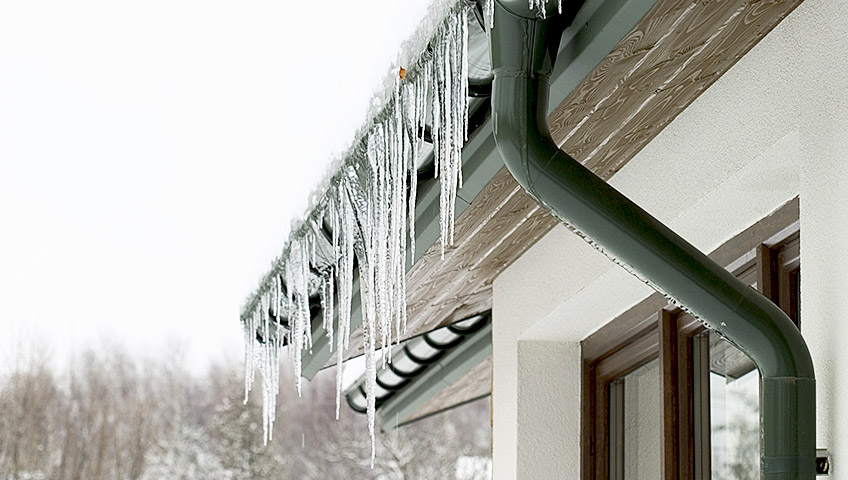 Preventing Ice Dams on Low Slope Rooves