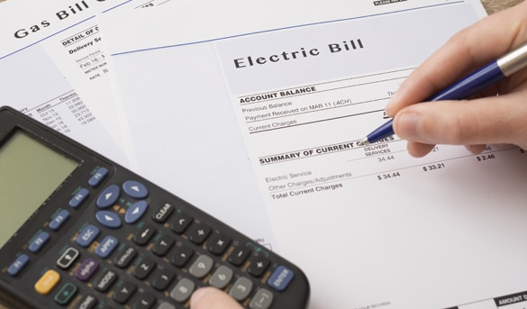 Reduced Energy Bills