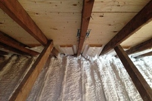 Improper Attic Ventilation