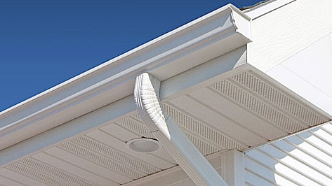 Eavestroughs, Soffits and Fascia
