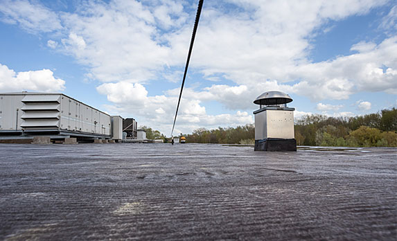 Commercial Roof Consulting