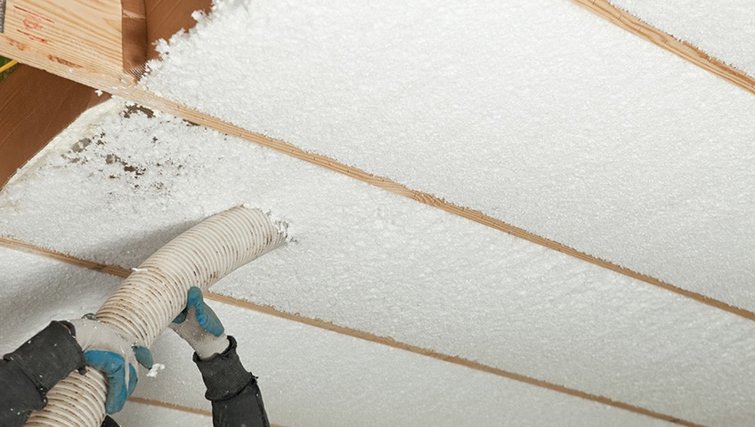 Benefits of Blown-In Insulation for your Toronto Home