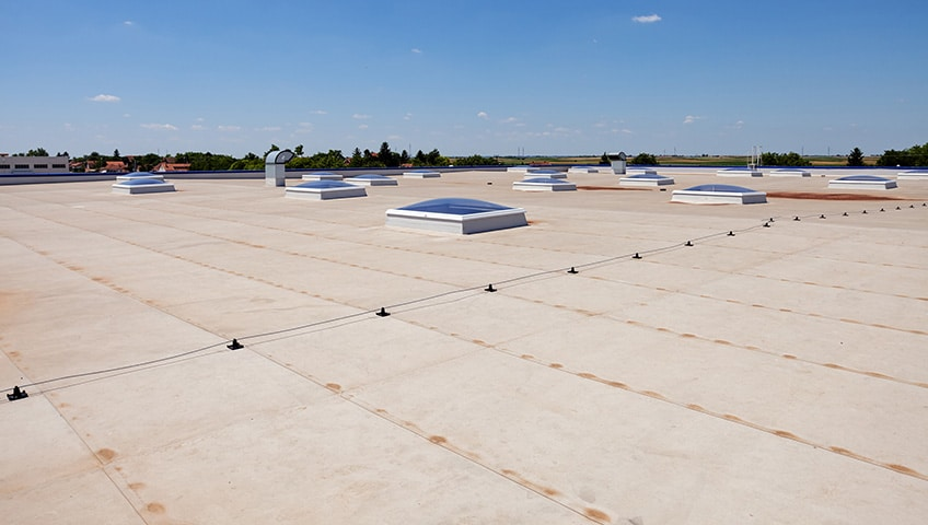 Mistakes that Can Increase the Cost of Your Commercial Flat Roof
