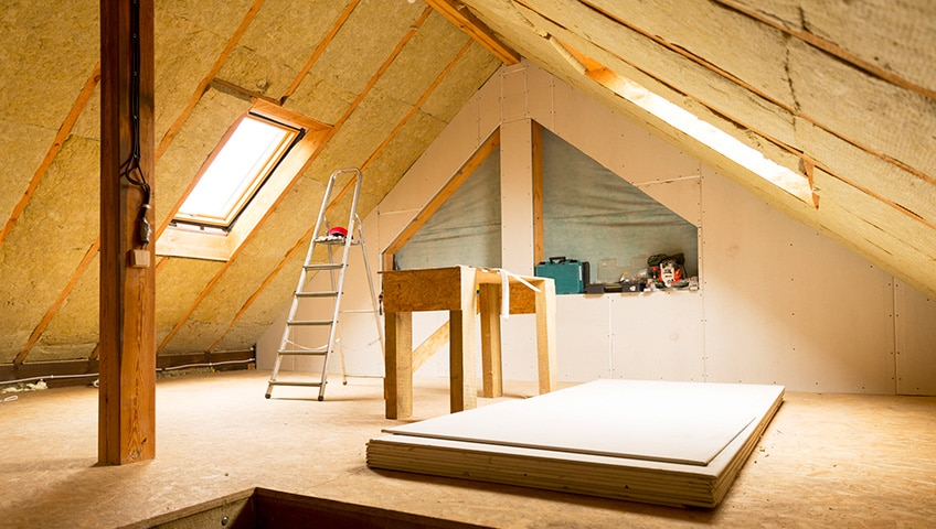How to Choose the Right Attic Insulation Material?