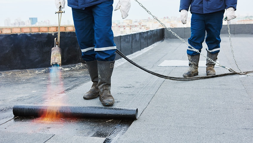 Commercial Roofing in Toronto: Types of Roofs & Services We Offer