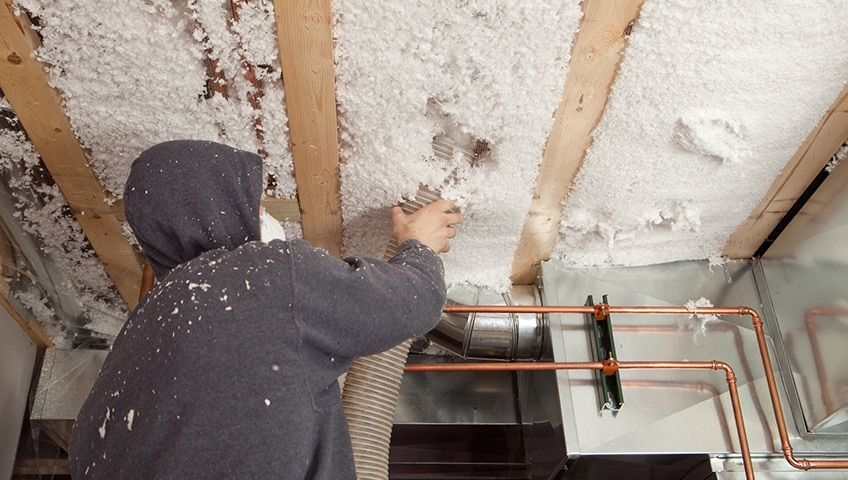 Why Do People Choose Cellulose Insulation for Their Attics?
