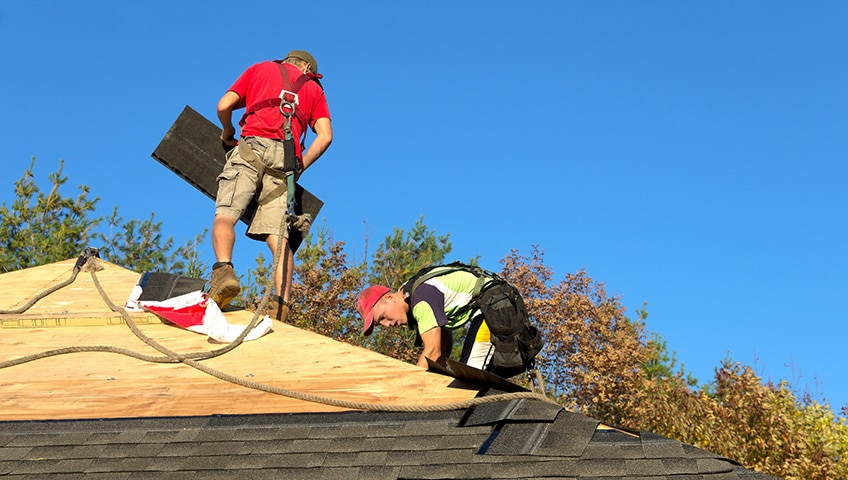 Services for Roof Repairs in Toronto