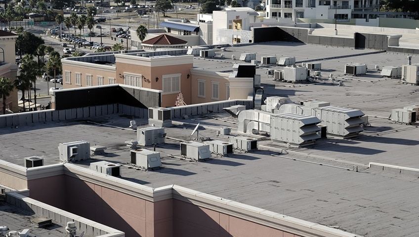 Finding a Commercial Flat Roof Contractor for Repairs & Maintenance