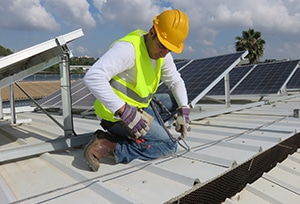 Commercial Flat Roof Services in Mississauga